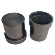 Isostatic Square Melting Copper Graphite Crucibles