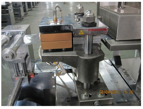 forming station of blister packing machine