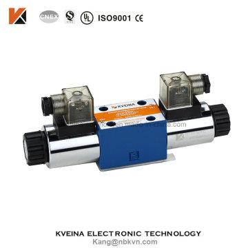 4we6 Hydraulisches Wegeventil mit Spannung 12VDC 24VDC 110VAC 220VAC Rexroth Ng6