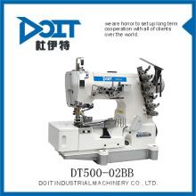 China máquina de coser industrial para la camiseta DT500-02BB