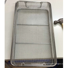 Customized High Temperature Resistance 310S Stainless Steel Wire Rack Holder For Sterilize