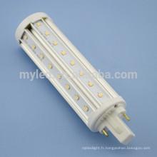 Lumière de rue à levier à lumière élevée à base de lumière facultative pl light slim 20w