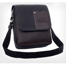 2015 Latest Styles Men PU Leather Shoulder Bag (54087)