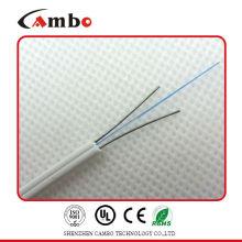 ISO Aprobado fábrica G657A1 Bend Residence 1/2/4 núcleo de fibra bsnl a casa