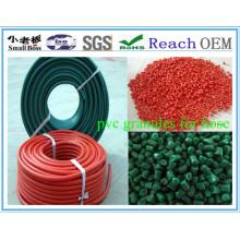 Смесь PVC для проводов и кабелей / кабель PVC изолированный кабель