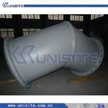 Стальная конструкция дноуглубительной трубы для земснаряда (USC-4-006)