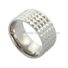 Anel da fiação do aço da jóia da forma barata