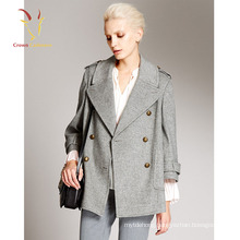 New Fashion Mongolian Cashmere Coat Women Winter Coat