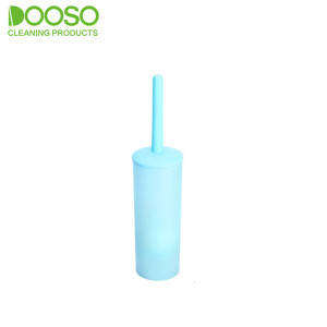 Unique Curved Cleaning Plastic Toilet Brush DS-959