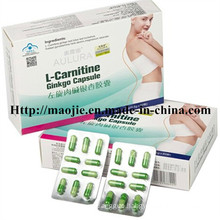 High Effect Ginkgo L-Carnitine Weight Loss Slimming Capsule (MJ-L89)