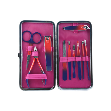 Manicure set with gift box Tinta à base de spray