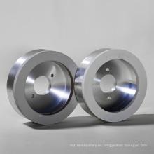 """Diamante y CBN, ruedas abrasivas para metales """" + pulido de PCD"""