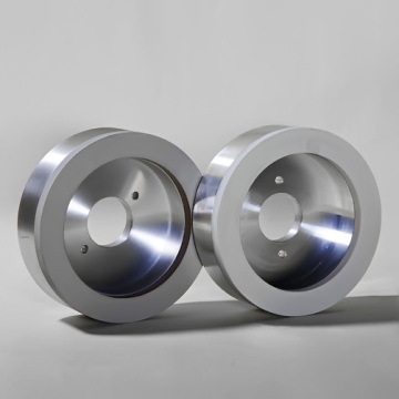 """Diamond and CBN Grinding Wheels for Metalworking"""" + PCD Grinding"""