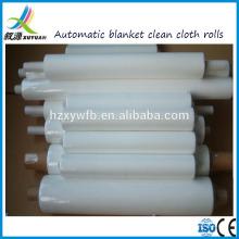 Rolo seco do estêncil de SMT / papel automático do estêncil do rolo da lavagem da impressão