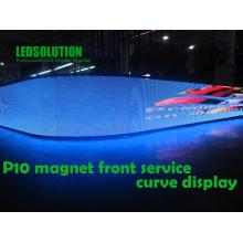 Affichage / écran LED d'accès / service avant / écran (LS-I-P10-MF)