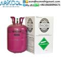 High purity 99.9% mixed refrigerant HCFC r408a (other refrigerant gas hfc r134,r404,r407,r600)
