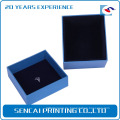 Nach Maß Art- und Weiseluxusdesign-Papier-Uhr-Verpackenkasten / Kraftpapier-Uhrkasten