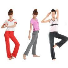 Yoga / sports leggings faits sur commande vierges de forme physique