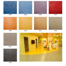 Commercial PVC Flooring 3.3mm*2.0m*15m/Roll