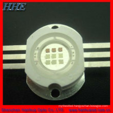 high intensity 30w RGB 6 pins high power led supplier (HH-30WRGBP6)---ROHS