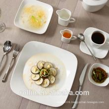 Christmas ceramic dinnerware set