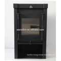 CE certificate wood burning fireplace