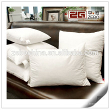Top Sale Microfiber Filling Super Soft Hotel White Polyester Pillow