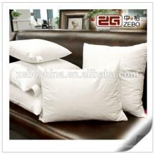 Top Venda Microfiber Filling Super Soft Hotel Almofada Poliéster Branco