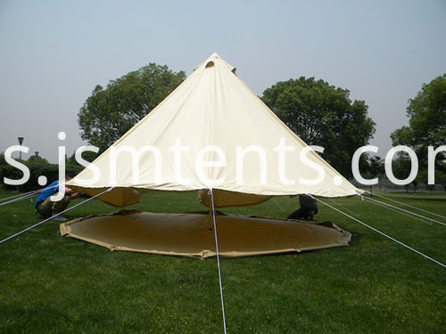 4-10 people events Bell Tents