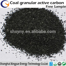 China activated carbon plant coal-based column activated carbon with high Iodine value for sale