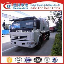 Dimensiones del camión de basura Dongfeng 10cbm