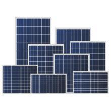 Off-Grid 5W-340W Polycrystal Solar Panel