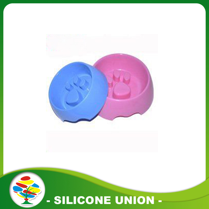 silicone pet useful bowl