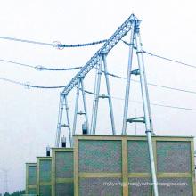 500kV Steel Tube Power Transmission Substation Structure