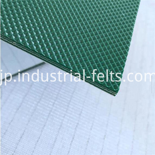 Diamond Pvc Conveyor Belt