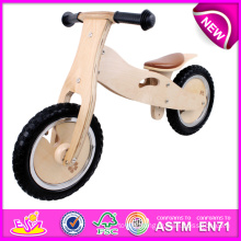 New and Popular Cheap Kids Bicycle, Cheap Wholesale Cartoon Kids Bicycle, Hot Sale Wooden Bicycle Toy for Baby W16c099