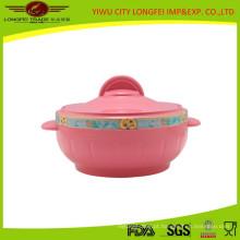 Caixa portátil do aquecedor de alimento 3PCS