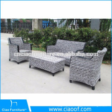 Hot Sell New Design Cheap Wicker Sofa Rattan Sofa Furniture China Factory