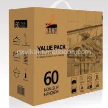Emballage promotionnel à suspension flottante dans la boîte