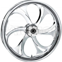 High Performance CNC Forged Aluminum Alloy Motorcycle Wheel