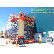 8m Electric Man Lift with CE Certificate (GTJZ0808)