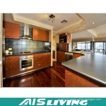 Armoire de cuisine en panneaux de particules pour la vente en gros (AIS-K195)