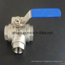 Stainless Steel Precision Casting Water Pump Valve