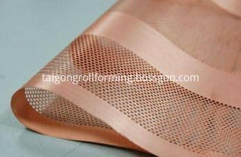 Copper Plate Making Machine