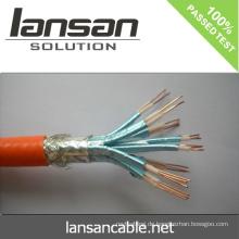 LANSAN 1000ft Hochgeschwindigkeitsschild cat6 lan Kabel 100% Fluke pass UL ANATEL Zulassung