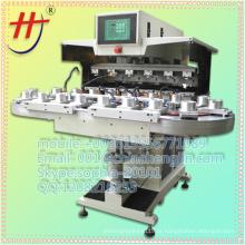 Hot saling, HP-300FZ 6 cores pad impressora com transportador