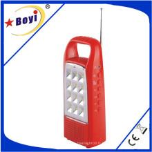 Lumière d'urgence, lampe portative, éclairage, LED, garantie de qualité