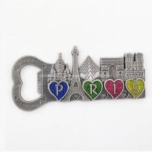 Imán de encargo del imán del metal del logotipo de la imagen