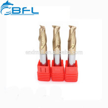 BFL Carbide Corner Radius End Mills For Cutting Steel
