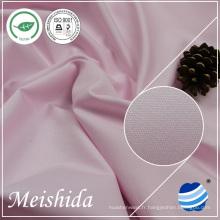 cvc 60/40 coton / poly mélangé tissu solide 32 * 32/130 * 70 usine wholiesales